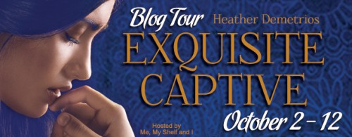 Blog Tour: Exquisite Captive by Heather Demetrios | Review + Interview + Giveaway