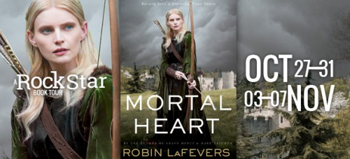 Blog Tour: Mortal Heart by Robin LaFevers | Review