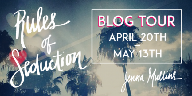 Blog Tour: Rules of Seduction by Jenna Mullins | Review + Giveaway