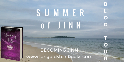 Summer of Jinn Blog Tour: Lori Goldstein Guest Post + Giveaway