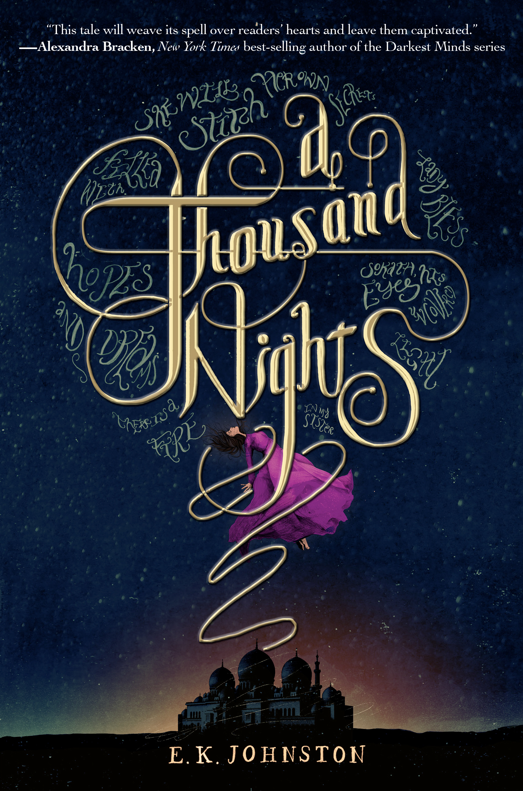 Win A Thousand Nights by E.K. Johnston! | Giveaway