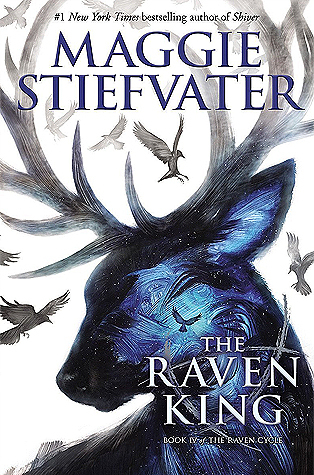 The Raven King (The Raven Cycle, #4) by Maggie Stiefvater