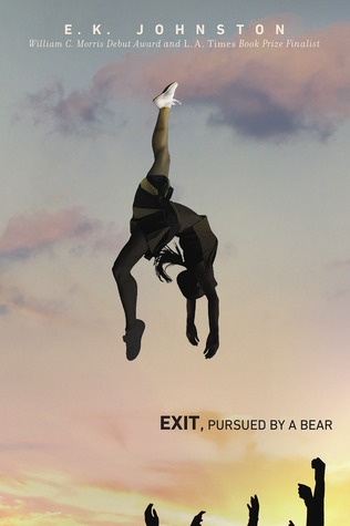 Exit, Pursued by a Bear by E.K. Johnston | Review