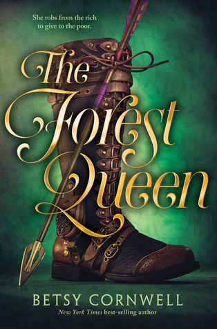 The Forest Queen by Betsy Cornwell
