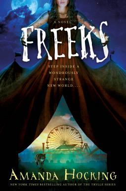 Freeks by Amanda Hocking | Review
