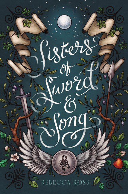 Blog Tour: Sisters of Sword and Song by Rebecca Ross   Review + Favorite Quotes